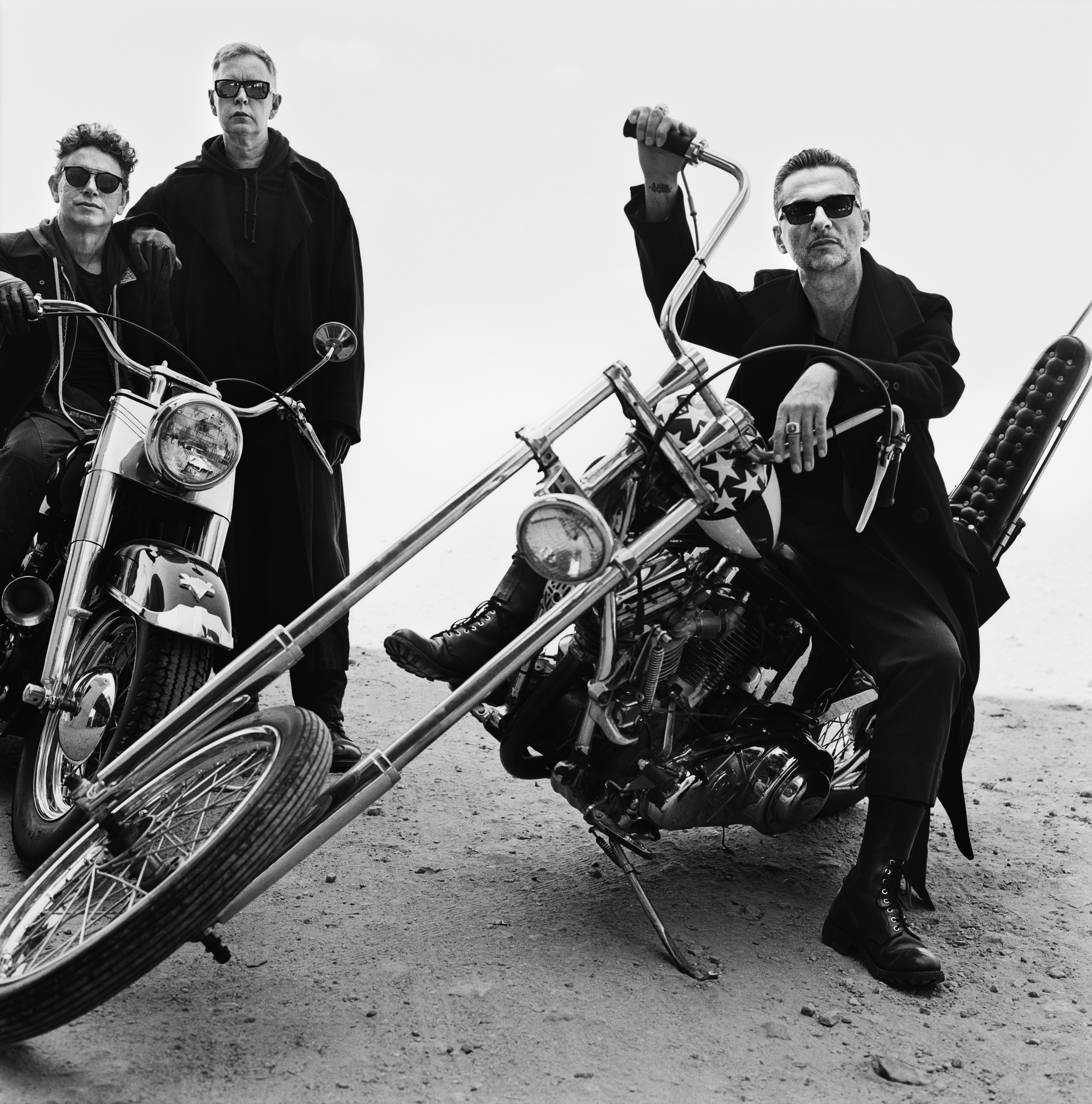 depeche mode new york 21 07 2016 21 Depeche Mode's Martin Gore and Andy Fletcher Explain How to Save the World