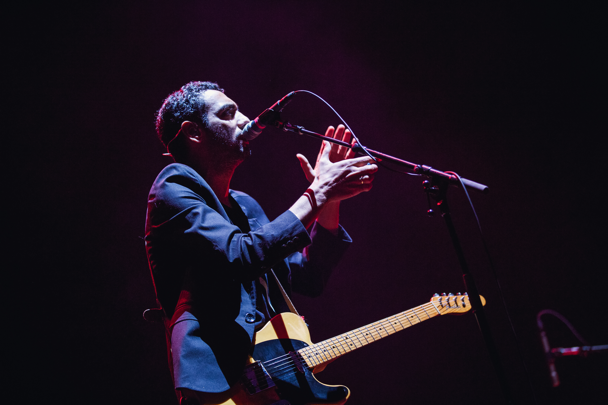 dudu tassa cat miller 17 of 146 Live Review: Radiohead Returns to North America and Kicks Off Tour in Miami (3/30)