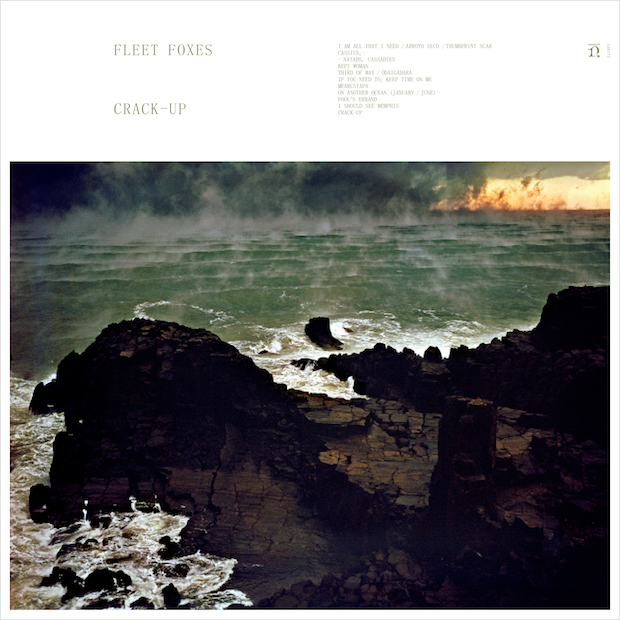 fleet foxes crack up cover Fleet Foxes detail new album, Crack Up, share sprawling Third of May/Ōdaigahara    listen