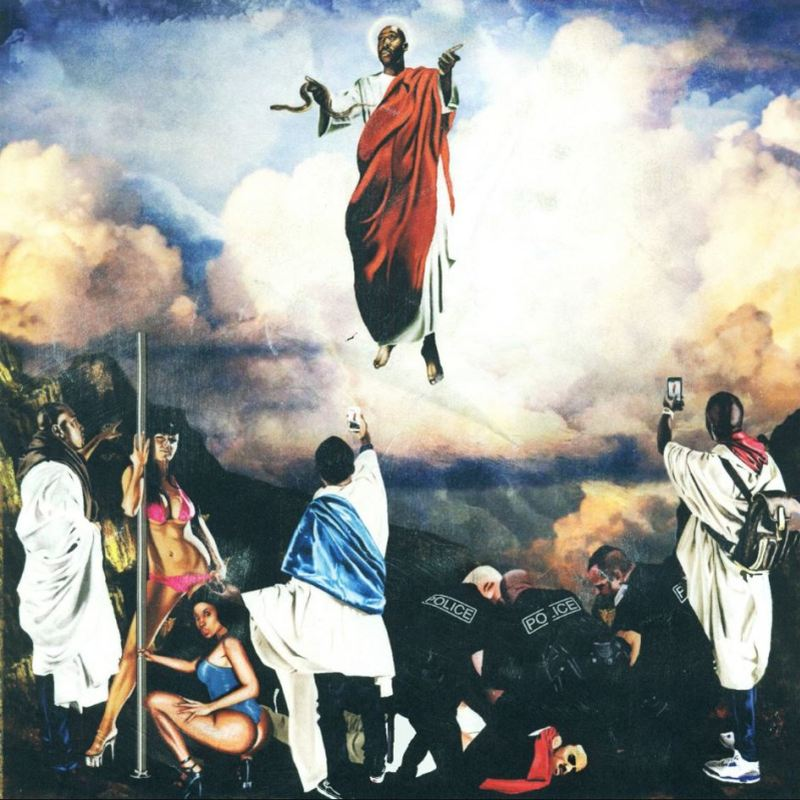 freddie gibbs you only live 2wice artwork Freddie Gibbs returns with new album You Only Live 2wice, shares Crushed Glass video    watch
