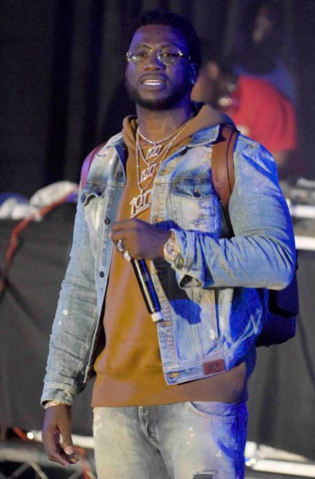 Gucci Mane // Photo by Tim Mosenfelder