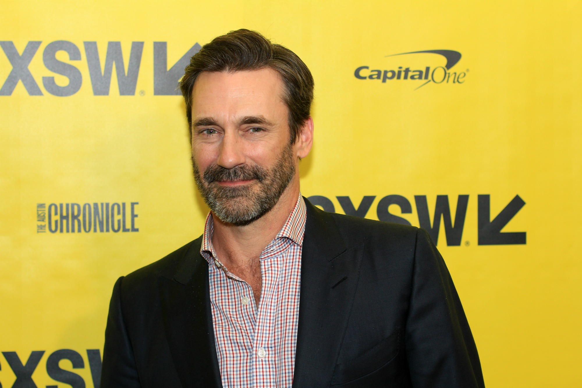 Jon Hamm // Baby Driver // Photo by Heather Kaplan
