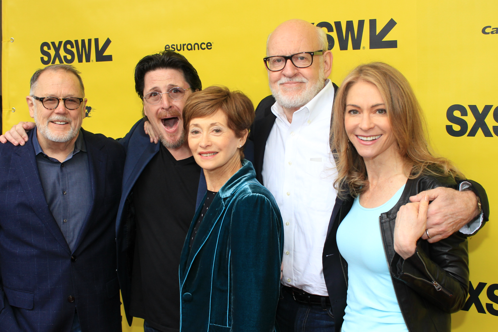 Dave Goelz, Bill Barretta, Fran Brill, Frank Oz, and Victoria Labalme // Muppet Guys Talking // Photo by Heather Kaplan