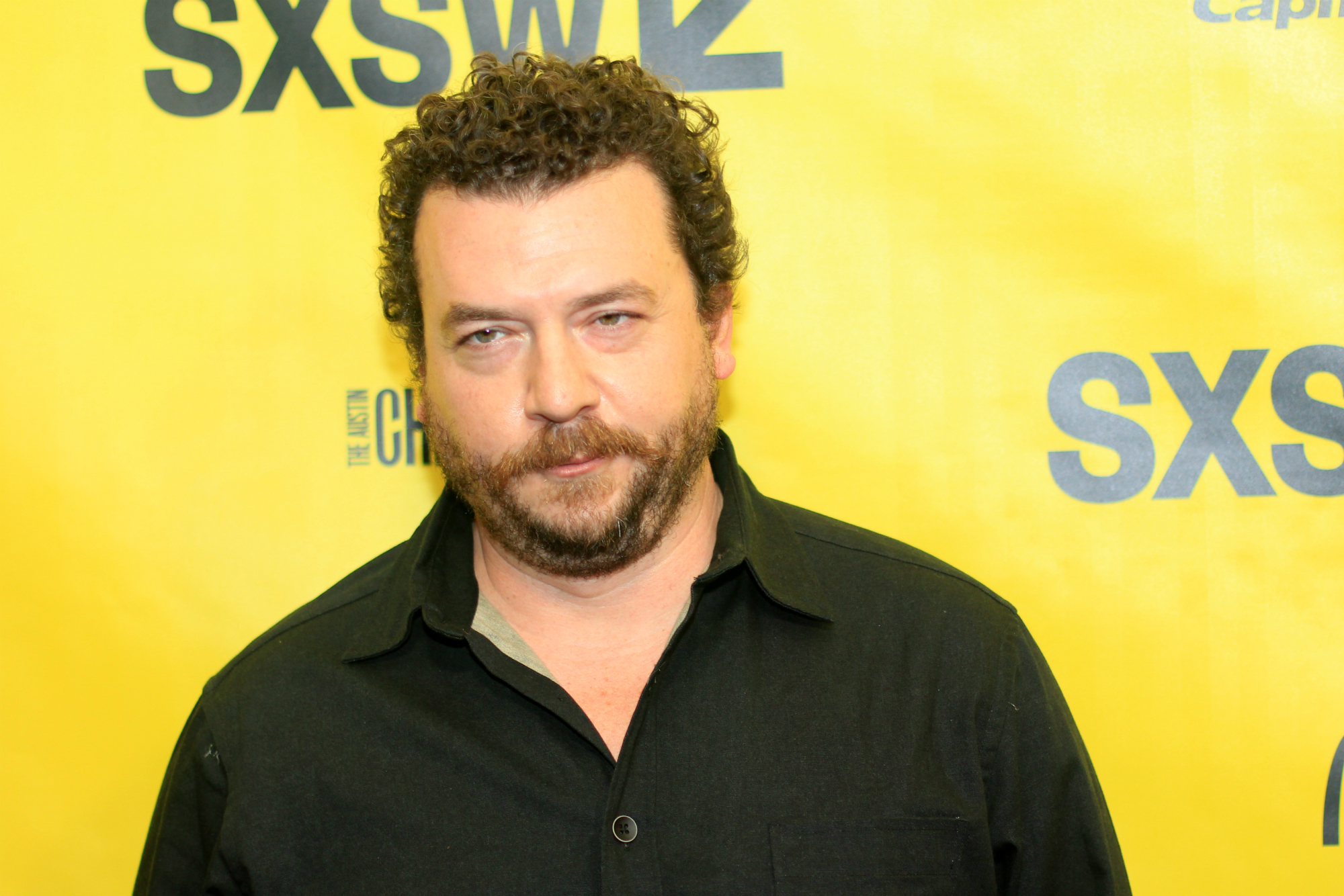 Danny McBride // Alien: Covenant // Photo by Heather Kaplan
