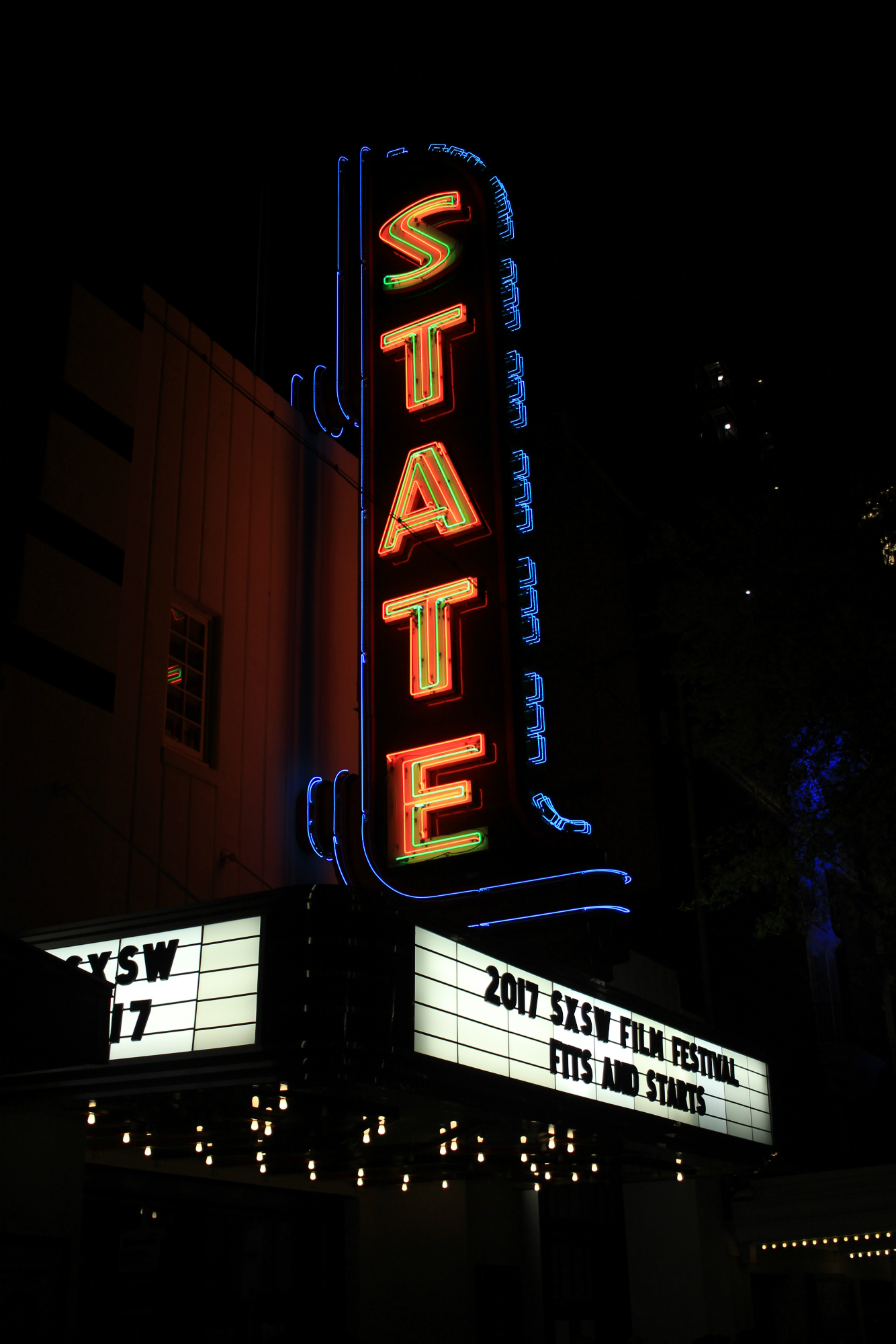 State Theatre // Photo by Heather Kaplan