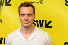 Michael Fassbender // Song to Song // Photo by Heather Kaplan