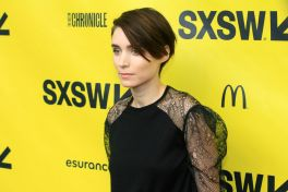 Rooney Mara // Song to Song // Photo by Heather Kaplan
