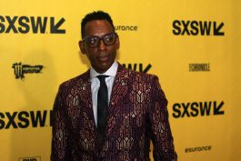 Orlando Jones // American Gods // Photo by Heather Kaplan
