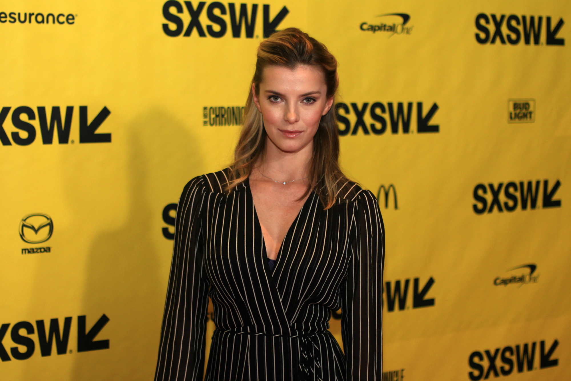 Betty Gilpin // American Gods // Photo by Heather Kaplan