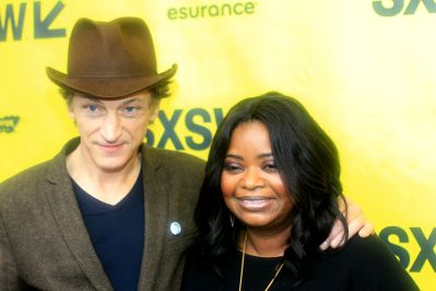 John Hawkes and Octavia Spencer // Small Town Crime // Photo by Heather Kaplan
