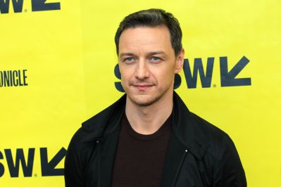 James McAvoy // Atomic Blonde // Photo by Heather Kaplan