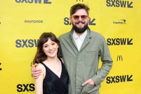 Noël Wells and Nick Thune // Photo by Heather Kaplan