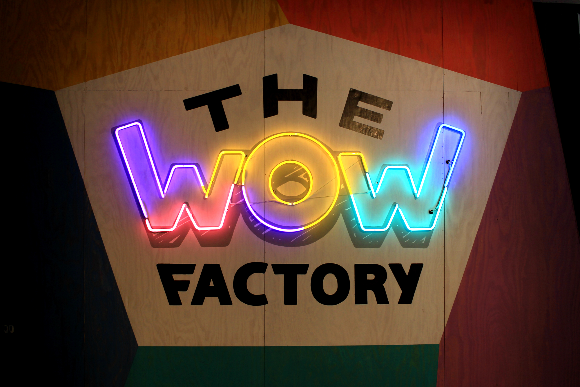 Sony WOW Factory // Photo by Heather Kaplan