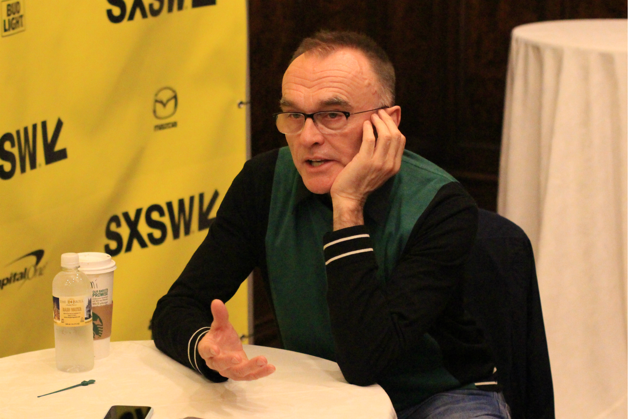 Danny Boyle // T2 Trainspotting // Photo by Heather Kaplan