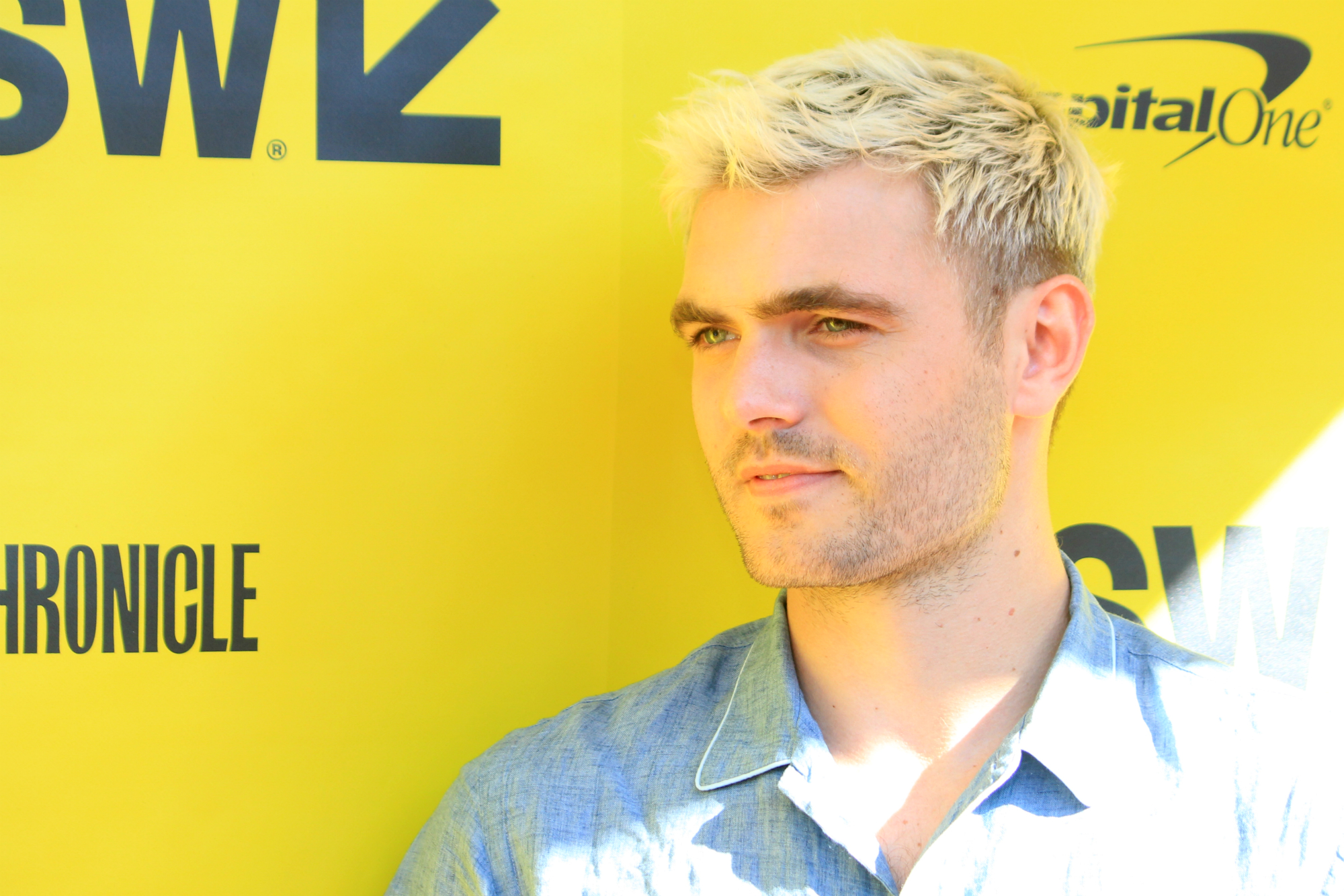 Alex Roe // Hot Summer Nights // Photo by Heather Kaplan