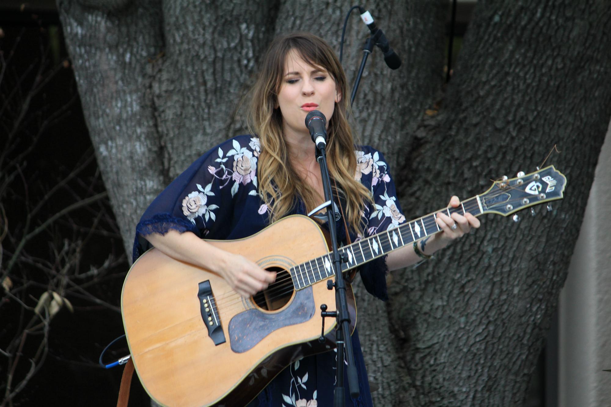 Caitlyn Smith // Photo by Heather Kaplan