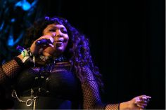Lizzo // Photo by Heather Kaplan
