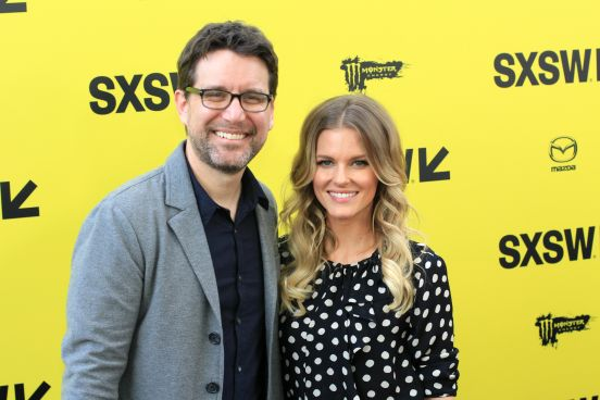 Rhett Reese and Chelsey Crisp // Life // Photo by Heather Kaplan