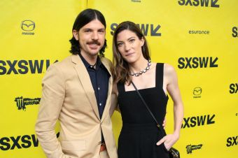 Seth Avett and Jennifer Carpenter // May It Last // Photo by Heather Kaplan