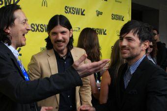 Michael Bonfiglio, Seth and Scott Avett // May It Last // Photo by Heather Kaplan