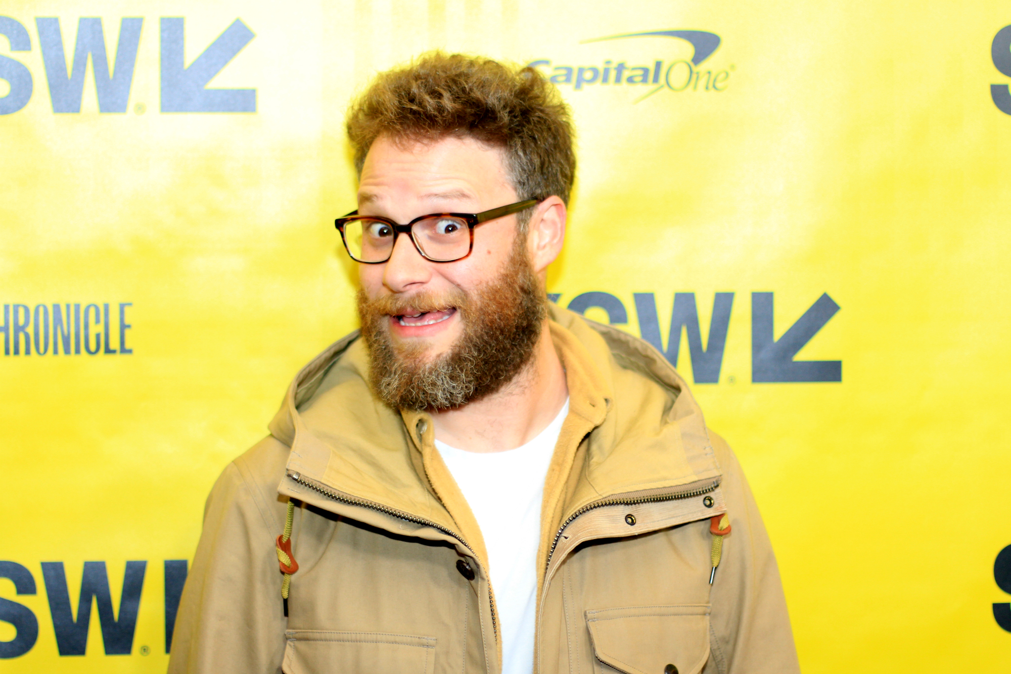 Seth Rogen // The Disaster Artist // Photo by Heather Kaplan