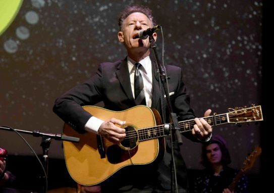 Lyle Lovett // Photo by Tim Mosenfelder