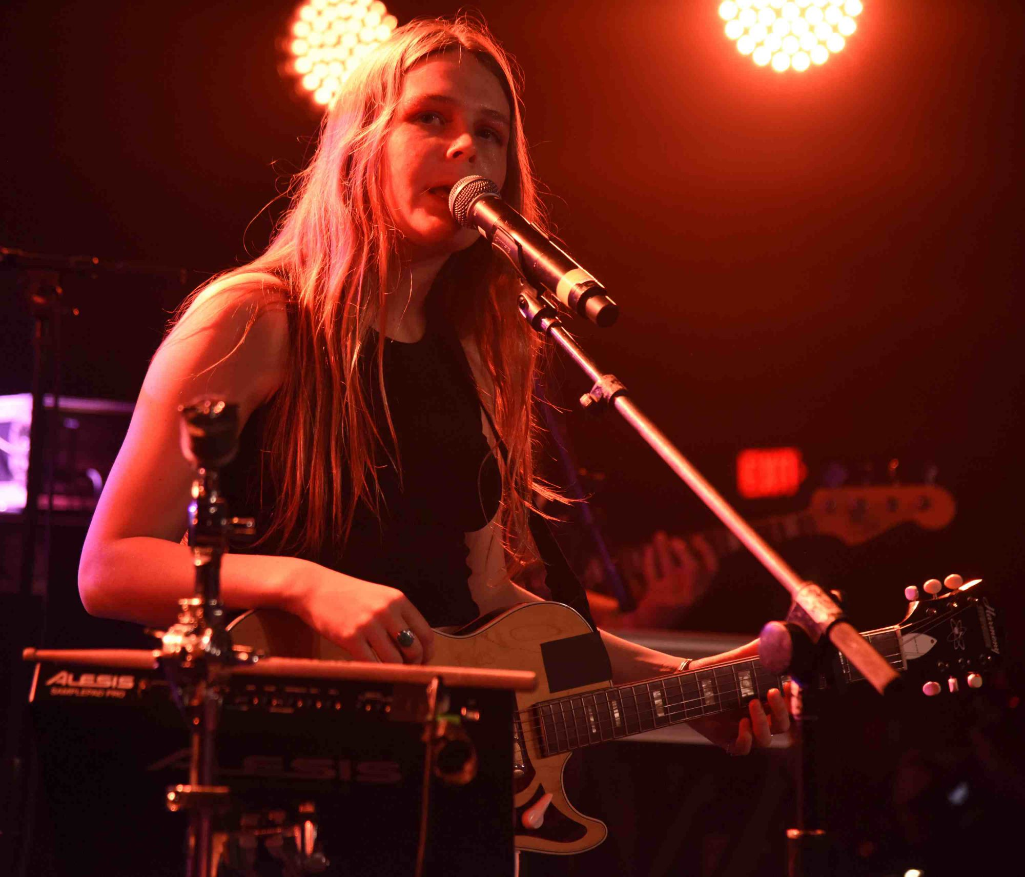 Maggie Rogers // Photo by Tim Mosenfelder