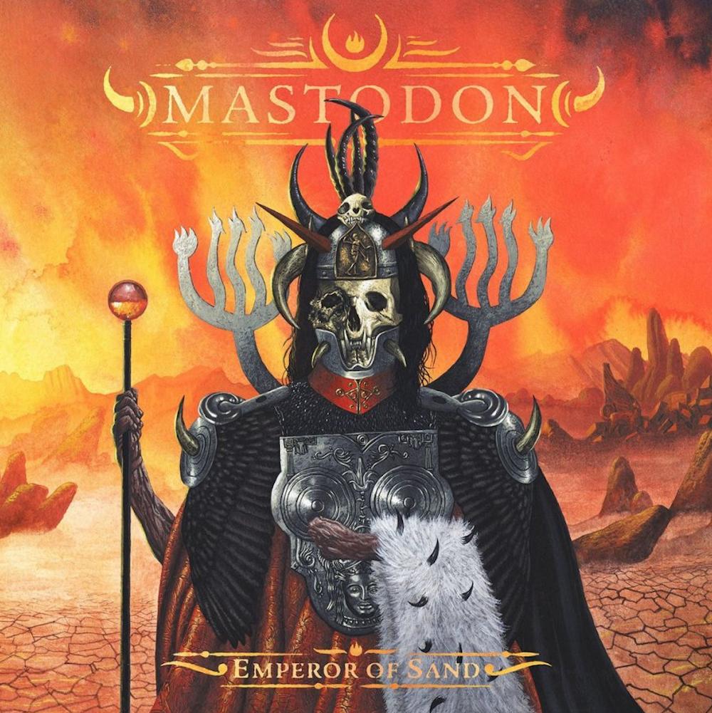 mastodon emperor of sand stream download album listen Mastodon release new album, Emperor of Sand: Stream/download