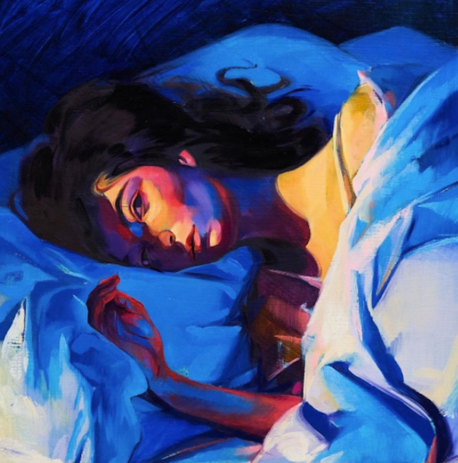 melodrama lorde album new artwork cover Lorde previews new album Melodrama with glorious single Green Light    watch