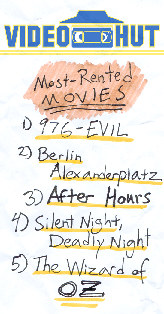 most rented movies John Darnielle, Stranger Things, and the New Nostalgia