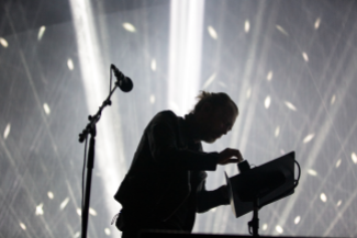 Radiohead // Photo by Cat Miller