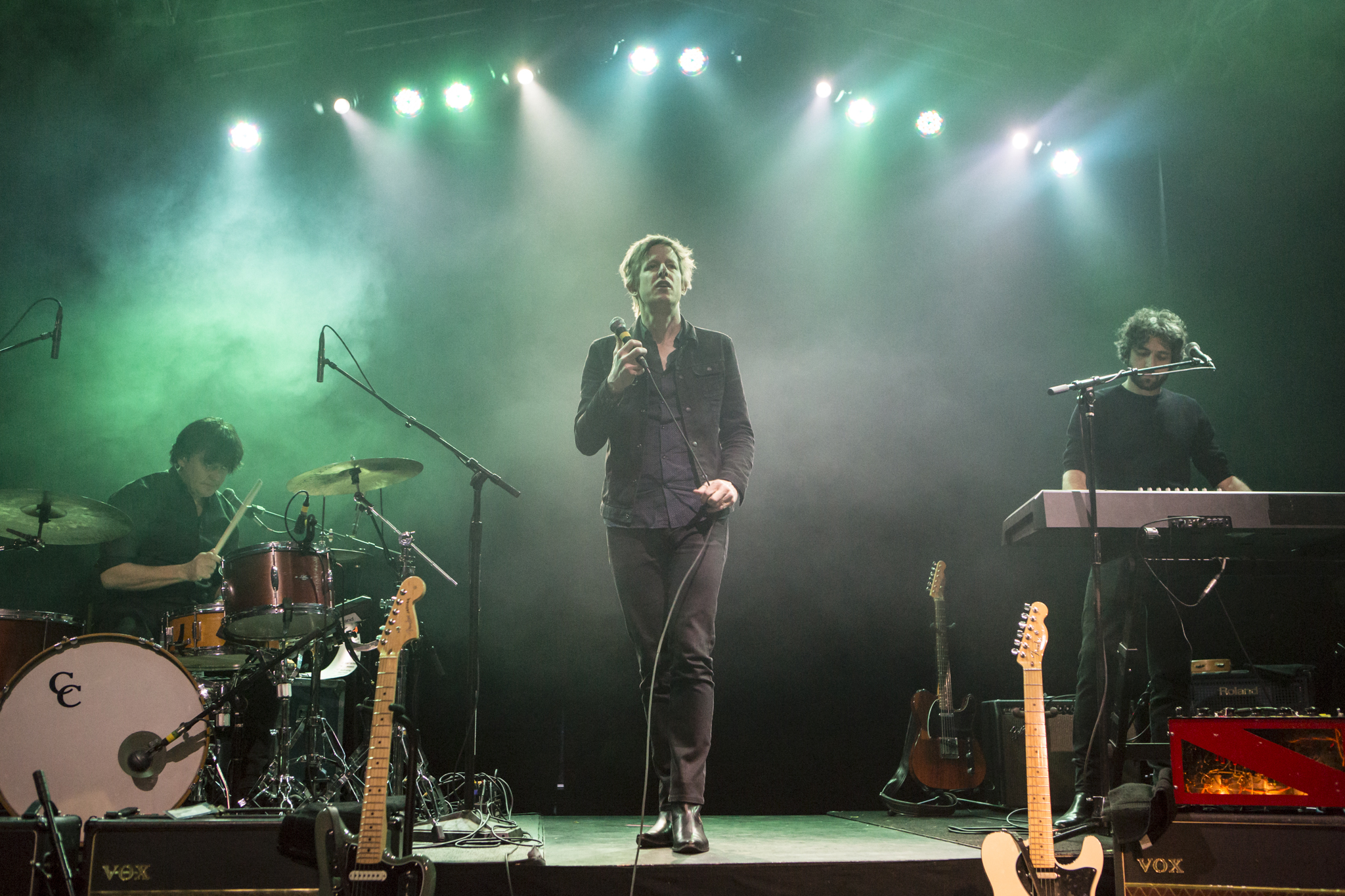 spoon cosores 11 Live Review: Spoon at The Observatory in Santa Ana (3/6)