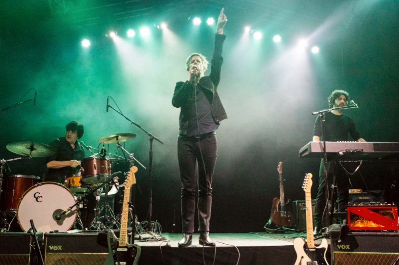 Spoon release their excellent new album, Hot Thoughts