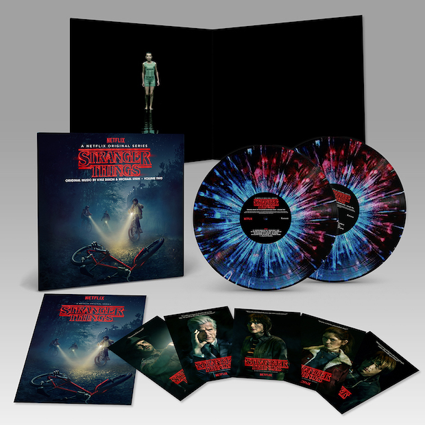 stlakeshore v2 2 Stranger Things soundtrack to be released as vinyl box set