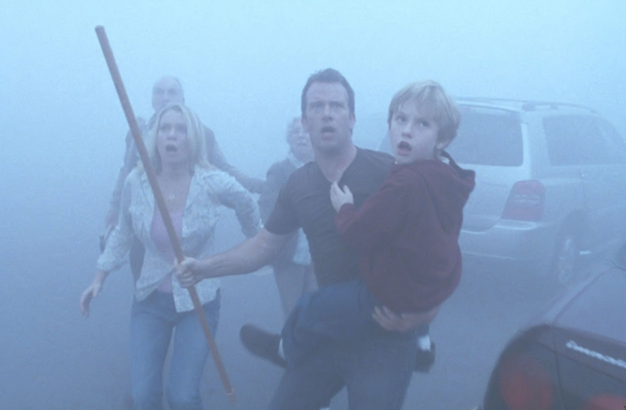 the mist The 100 Scariest Movies of All Time