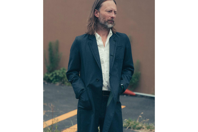 theshepherdundercover 8 Thom Yorke and Jonny Greenwood rework Radiohead songs for glorious new 16 minute mix
