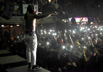 Ty Dolla Sign // Photo by Tim Mosenfelder