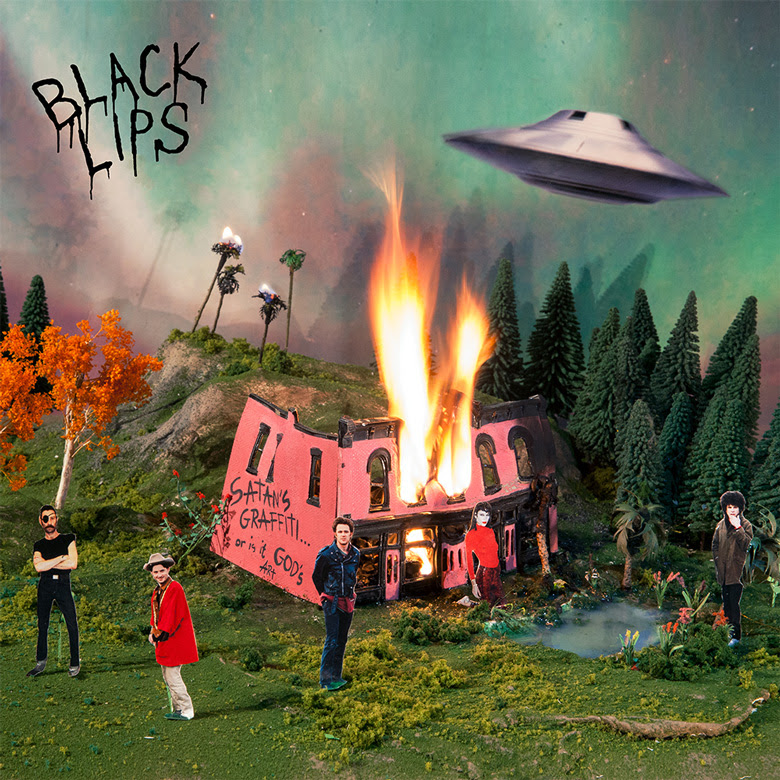 unnamed 24 Black Lips announce new album, Satans Grafitti or Gods Art?, share Cant Hold On    listen