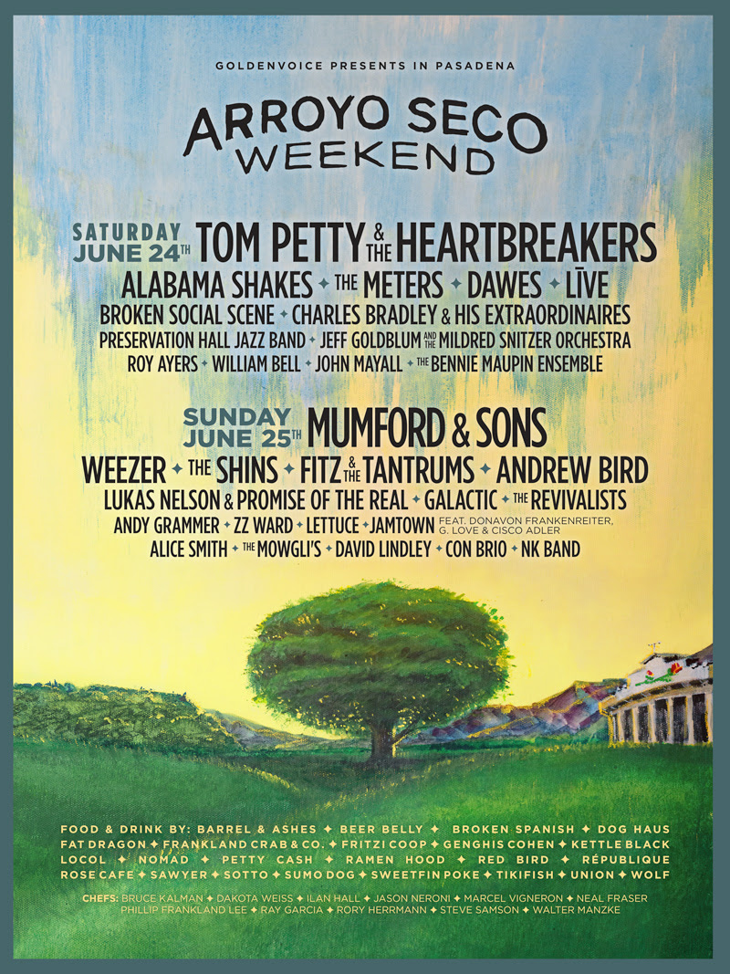 unnamed 40 Coachella organizers launch new two day festival called Arroyo Seco Weekend