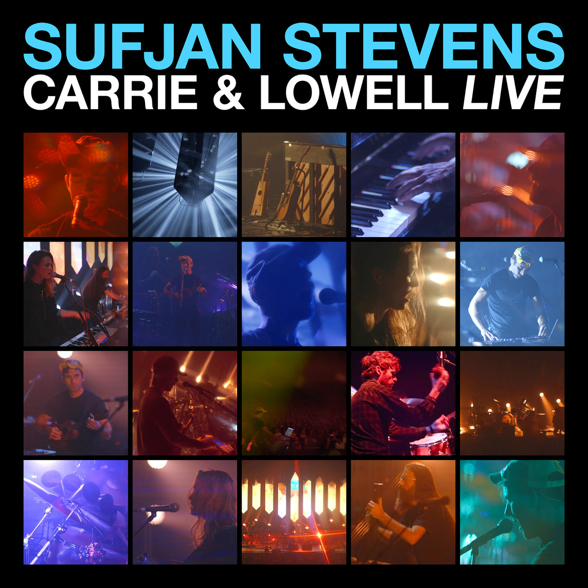 a2326344251 10 Sufjan Stevens releases Carrie & Lowell Live album: Stream/download