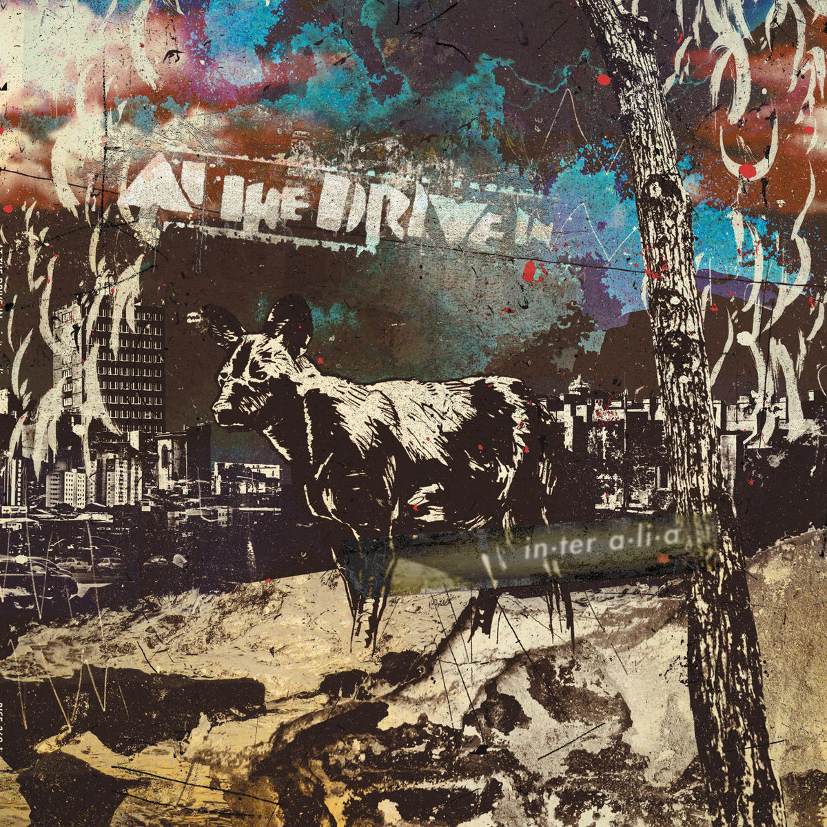 at the drive in At The Drive In release their first album in 17 years, in • ter a • li • a: Stream/Download