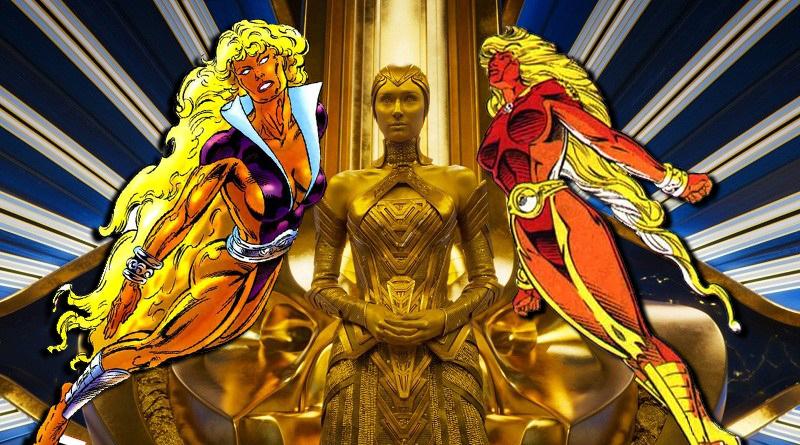 ayesha guardians of the galaxy 2 elizabeth debicki 1757 A Guide to Guardians of the Galaxy Vol. 2s New Characters