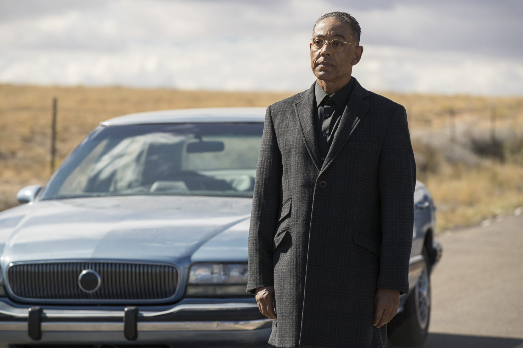 "Giancarlo Esposito as Gustavo ""Gus"" Fring - Better Call Saul _ Season 3, Episode 3 - Photo Credit: Michele K. Short/AMC/Sony Pictures Television"