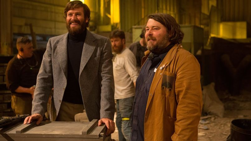ben wheatley Interview with Ben Wheatley: On Free Fires Connections to Counter Strike, John Denver, and South African Accents