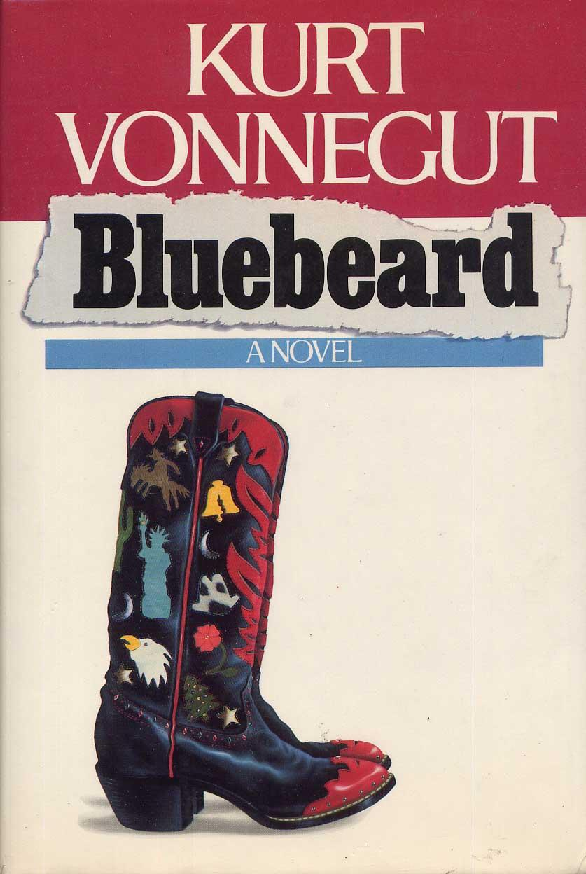 bluebeard 1987 Every Kurt Vonnegut Novel Ranked in Order of Relevance