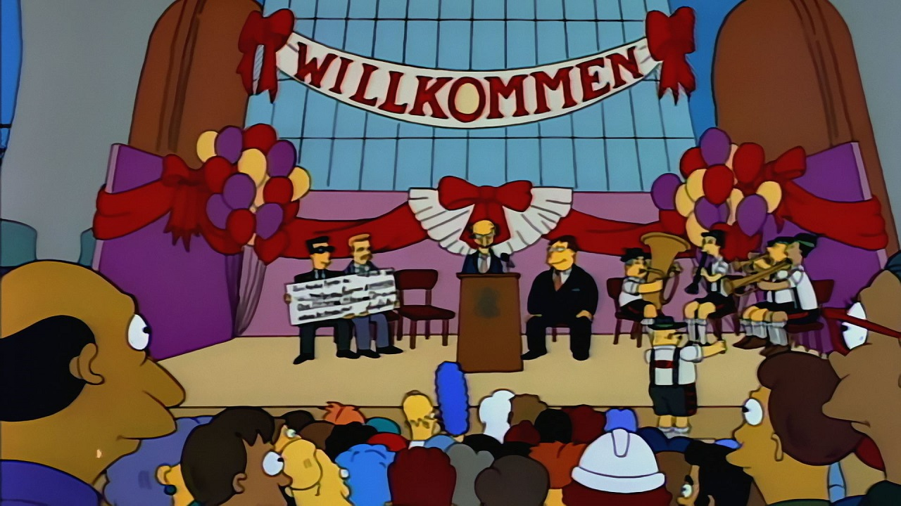 burns verkaufen der kraftwerk The Simpsons Top 30 Episodes