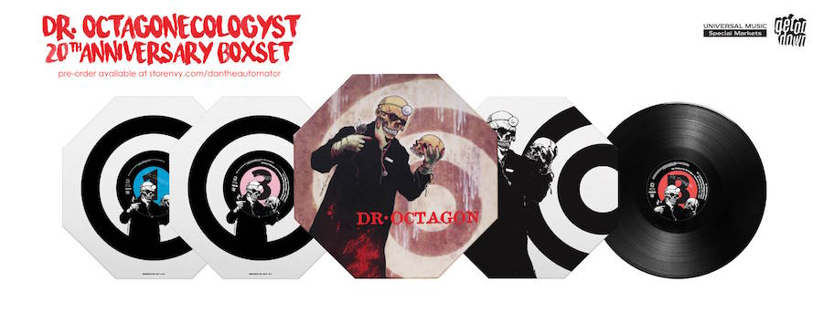 dr octagon Dr. Octagon unearths previously unreleased song Redeye    listen