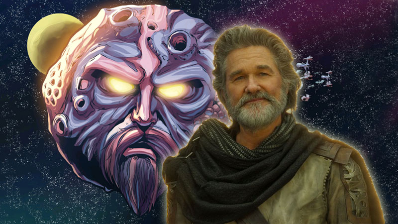 ego A Guide to Guardians of the Galaxy Vol. 2s New Characters