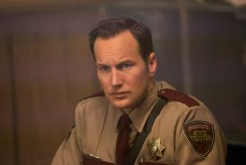 FARGO -- Year 2 -- Pictured (l-r): Patrick Wilson as State Trooper Lou Solverson