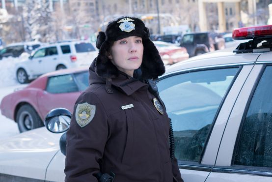 FARGO -- Year 3 -- Pictured: Carrie Coon as Gloria Burgle. CR: Chris Large/FX
